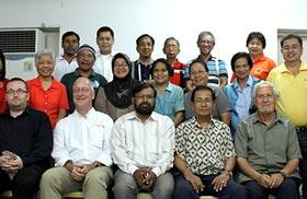 Director Interfaith Relations of MQI Sohail Ahmad Raza visits Philippines