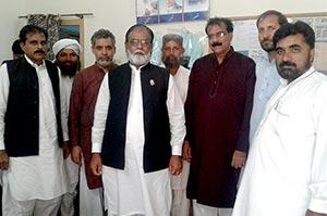 تحریک منہاج القرآن قصور کے ضلعی عہدیداران کونوٹیفکیشن جاری