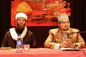 آسٹریلیا: ذکر حسین علیہ السلام ایمان میں استحکام کی علامت ہے: ڈاکٹر حسین قادری کا ذکر حسین کانفرنس سے خطاب