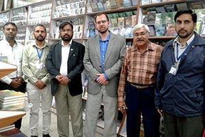 پروفیسر ڈاکٹر چارلس ریمزے کی قیادت میں اعلیٰ سطحی وفد کی منہاج القرآن سیکرٹریٹ آمد