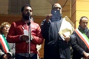 اٹلی: منہاج القرآن انٹرنیشنل کی پیرس دہشت گردی کے خلاف ریلی