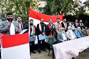سپین: پاکستان عوامی تحریک بادالونا کی تنظیم سازی، محمد انصر صدر منتخب