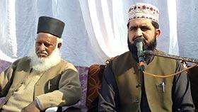 سیالکوٹ: تحریک منہاج القرآن کا ماہانہ درسِ عرفان القرآن، مفتی ارشاد سعیدی کا خطاب