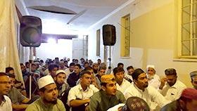 جنوبی افریقہ: منہاج القرآن انٹرنیشنل کی 'ذکرِ حسین کانفرنس'