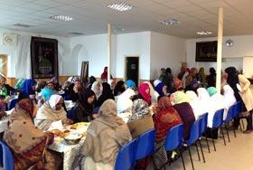 Spiritual gathering held under MWL (UK)