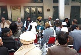 پشاور: تحریک منہاج القرآن کی ضلعی و سٹی باڈی کی تنظیم نو