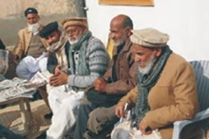چکوال: استقبالِ میلاد سے متعلق تحریک منہاج القرآن کا اجلاس