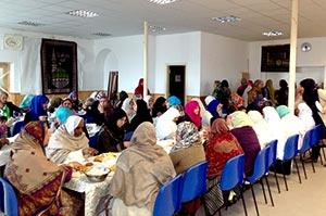 Halaqa-e-Durood held by MWL Tinsley