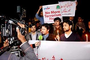 لاہور: شہدائے پشاور کی پہلی برسی پر ایم ایس ایم کی خصوصی تقریب