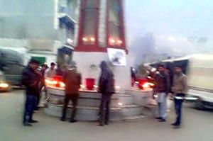 گلگت: شہدائے پشاور کی پہلی برسی پر ایم ایس ایم کی خصوصی تقریب