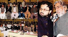 بورے والا: ڈاکٹر حسن محی الدین قادری کا ورکرز کنونشن سے خطاب