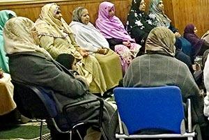UK: Spiritual gathering held under banner of MWL Bradford