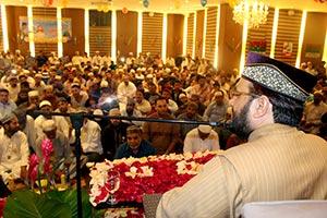 ملائیشیا: منہاج القرآن انٹرنیشنل کوالامپور کی سالانہ محفل میلاد مصطفیٰ (ص) کانفرنس