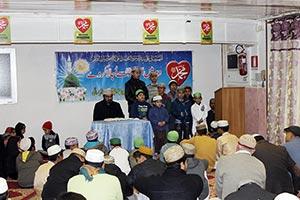 اٹلی: منہاج القرآن انٹرنیشنل یوتھ لیگ کے زیراہتمام استقبال میلاد النبی (ص)