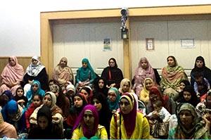 Netherlands: Women's Mehfil-e-Milaad welcomes Rabi-ul-Awwal