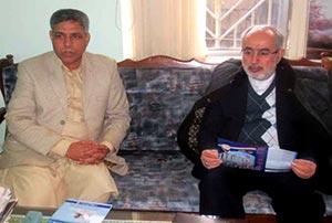 اسلام آباد: اہل ایران اور عالم اسلام شیخ الاسلام کی خدمات کو قدر کی نگاہ سے دیکھتے ہیں: ثقافتی قونصلر ایران