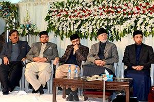 لاہور: منہاج یوتھ لیگ کے زیراہتمام محفلِ سماع کا انعقاد