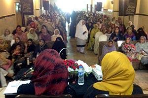 گوجرانوالہ: منہاج القرآن وویمن لیگ کی سیدہ زینب کانفرنس