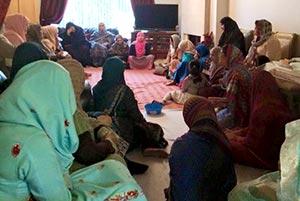 UK: Muharram gathering held under MWL Glasgow