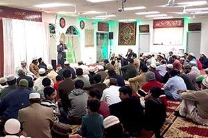 امریکہ: منہاج القرآن انٹرنیشنل کی کنیکٹی کٹ میں میلادالنبی (ص) کانفرنس