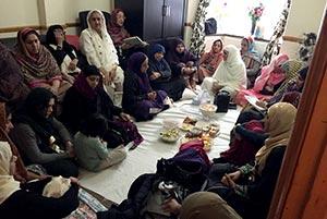 UK: Mehfil-e-Milad organized under MQI Leyton