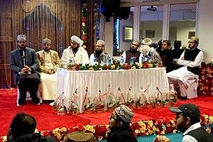 ناروے: منہاج القرآن انٹرنیشنل کی سالانہ میلاد مصطفی (ص) کانفرنس