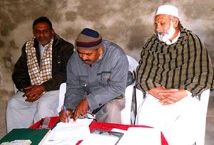 ٹوبہ ٹیک سنگھ: تحریک منہاج القرآن کا تنظیمی اجلاس