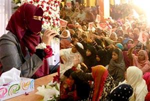 چکوال: منہاج القرآن ویمن لیگ کی 'ہادی عالم کانفرنس'