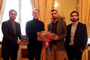 Denmark: MQI Delegation meets French Ambassador