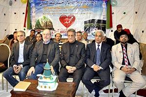 آسٹریا: منہاج القرآن انٹرنیشنل کی 'میلاد کانفرنس'