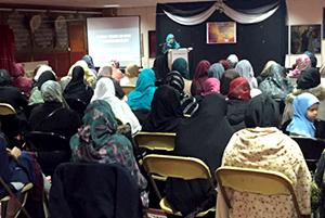 UK: Sacrifices of Hazrat Imam Hussain (RA) remembered