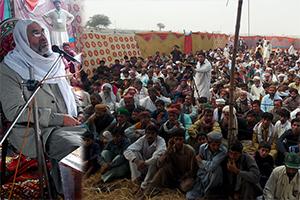 کوئٹہ: صدر تحریک منہاج القرآن بلوچستان کے دورہ جات