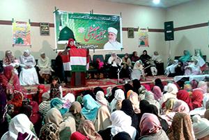 ہری پور: منہاج القرآن ویمن لیگ کی سالانہ محفلِ میلادِ مصطفٰی (ص)