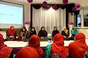 اوسلو: منہاج القرآن ویمن لیگ کی سالانہ میلادالنبی (ص) کانفرنس