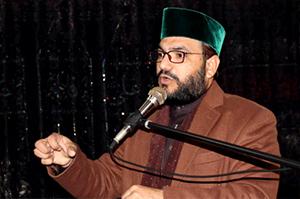 ابراکی کین: امام بارگاہ محمد و آلِ محمد میں سالانہ محفل میلادالبنی (ص)