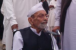 راولپنڈی: پاکستان عوامی تحریک کے ڈپٹی چیف آرگنائزر کی علامہ علی غضنفر کراروی کی عیادت