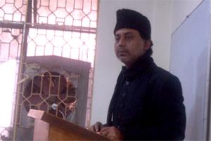 لاہور: علامہ سلیم حیدر بوترابی کا تحریک منہاج القرآن کے مرکزی سیکرٹریٹ کا دورہ