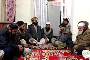 راولپنڈی: کینٹ ایریا میں منہاج یوتھ لیگ کی حلقہ درود کی محفل