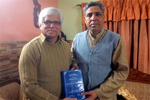 PAT Deputy Chief Organizer meets Dr Hassan Jafar Zaidi