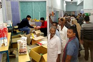 انڈیا: منہاج ویلفیئر فاؤنڈیشن کا کولکتہ میں فری میڈیکل کیمپ