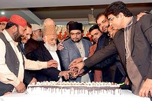 65th birthday of Dr Tahir-ul-Qadri celebrated worldwide