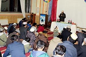 اٹلی: منہاج القرآن انٹرنیشنل اٹلی کارپی کے زیراہتمام قائڈ ڈے کی تقریب