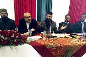 برطانیہ: ڈاکٹر حسن محی الدین قادری کا نارتھ آف انگلینڈ کے مختلف شہروں کا تنظیمی دورہ