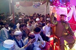 لودہراں: شیخ الاسلام کی 65ویں سالگرہ پر تقریب کا انعقاد