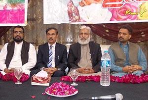 گوجرانوالہ: تحریک منہاج القرآن کی پی پی 91، 94، 95 اور 96 میں قائد ڈے کی تقریبات