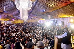 فیصل آباد: سفیر امن سیمینار