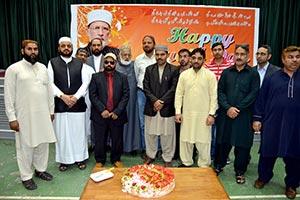 بحرین: منہاج القرآن انٹرنیشنل کے زیراہتمام کمیونٹی کلب میں قائد ڈے کی تقریب