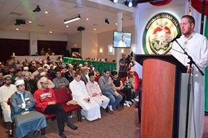 Dallas (USA): Special Mawlid-un-Nabi (PBUH) ceremony held