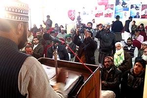 کوئٹہ: تحریک منہاج القرآن کے زیراہتمام قائد ڈے پر سفیر امن کانفرنس
