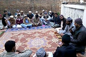 راولپنڈی: تحریک منہاج القرآن پی پی 10 کینٹ کے ناظم کی رہائشگاہ پر محفل میلادالنبی (ص) کا انعقاد